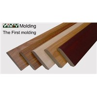 laminated molding-wallboard