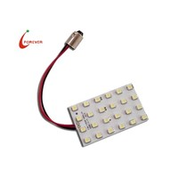 led automotive panel lamp