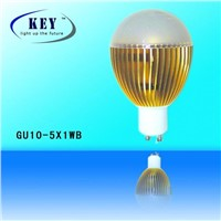 led bulb A6-5*1WB-E27,led light,led lamp
