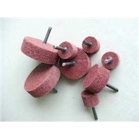 Non Woven Polishing Wheel with Spindle