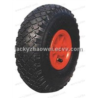 Rubber Wheel for Hand Truck (PR1805-1)