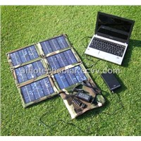 solar laptop charger