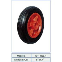 Solid Rubber Wheel