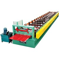 Steel Wall Panel forming Machine
