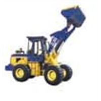 tunnel -used wheel loader from China