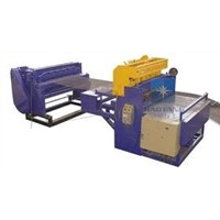 Welded Wire Mesh Fence Machine