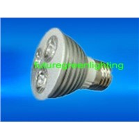 High Power LED Spot Light for E27 3W in Single Color (FG-HP-E27-16(A6)-3*1W-XX)