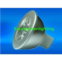 High Power LED Spot Light - MR16 1*1W in Single Color (FG-HP-MR16-01-1*1W-XX)