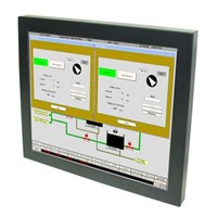 15 Industrial LCD Touch Screen Display