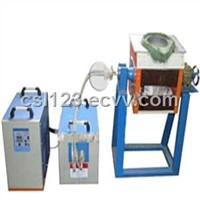 160kw Induction Melting Furnace