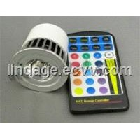 5W Remote Lamp/led Bulb/led Spot Lamp