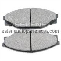 Brake Pad for Toyota Hiace