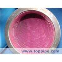 Ceramic-lined steel Pipes-pipe