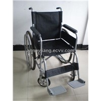 Competitive Steel Wheelchair