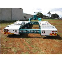 Extendible Semi trailer