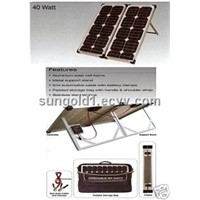 Fold-out Solar Panel Kit 2*20W