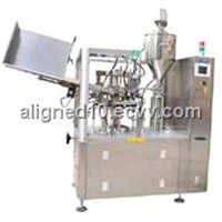 Fully Automatic Tube Filling & Sealing Machine