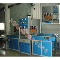 High Frequency Box Folding Machine