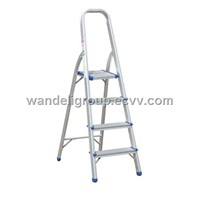 Household Aluminium Step Ladder (WDL-1404)