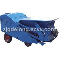 Hydraulic Tilting Mixing Machine