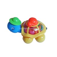 Moving forward cartoon tortoise toy with candy(toy candy,candy)