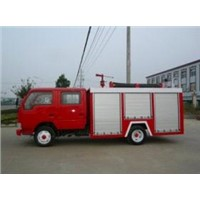 Multifunctional Fire fighting truck