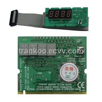 PC Analyzer Card with 4 Code Display