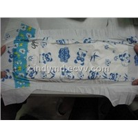 PE Film Printed Baby Diapers