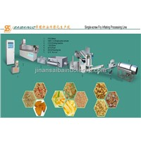 Pellet Snacks Processing Line