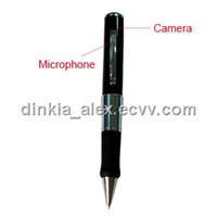 Pen-Shaped Digital Voice Recorder