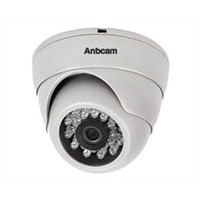Plastic IR Dome Camera