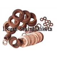 Pure Copper Gaskets