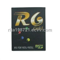 R6 DS Gold Card