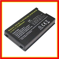 Replacement Notebook Battery for Asus A8,A8000F,F80Q series (6 cells,4400mAh)
