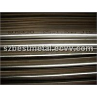 Seamless Stainless Steel Pipe (SUS430)