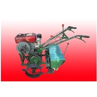 Self-Propelled Tree Seed Planter