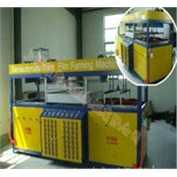 Semi-automatic Plastic Forming Machine