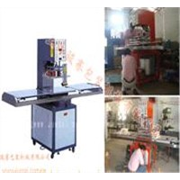 Slide Table HF Plastic Welding Machine