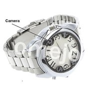 spy camera hidden in a wrist watch