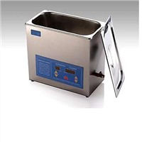 Stainless Steel Ultrasonic Cleaner with Timer for Deep Cleaning