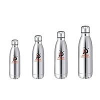 Stainless Steel Vacuum Cola Bottle (CLB-350)