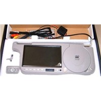Sun visor TFT-LCD Monitor with DVD Player