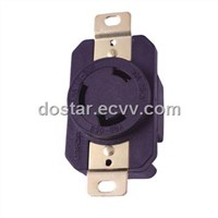 Twist Lock Receptacle (NEMA L6-30)