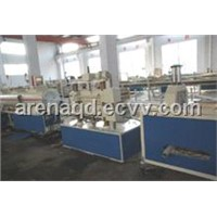 UPVC Twin Pipe Production Line