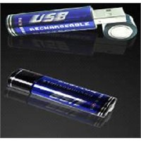 USB Recharger Battery