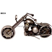 Unique Metal Crafts Motocycle