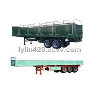 Wall Cargo Semi-Trailer