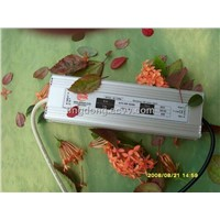 Waterproof LED Power Supply (12V/100W)