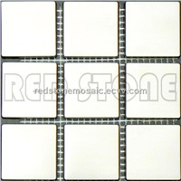Fantastic Stainless Steel Mosaic Ms033