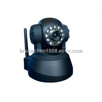 Wireless Pan/Tilt IP Camera with Two-way Audio (FD-WYT01A)